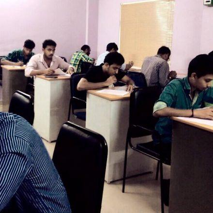 During Examinations