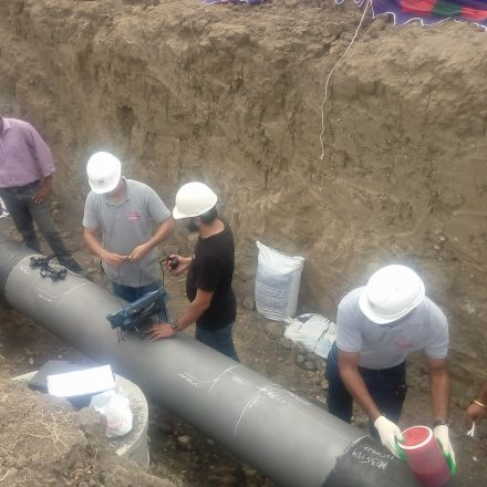 API 5L Pipeline Inspection