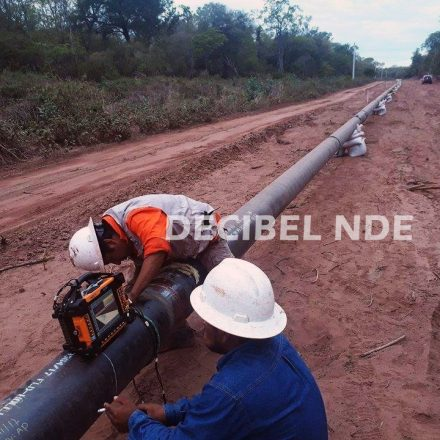 PAUT Pipeline Project by Decibel
