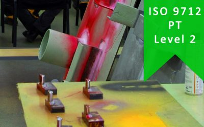 ISO 9712 PENETRANT TESTING (PT) LEVEL 2