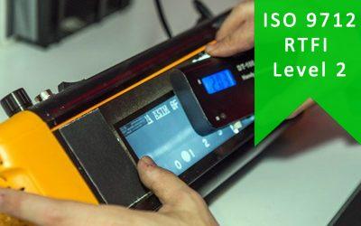 ISO 9712 RTFI  LEVEL 2